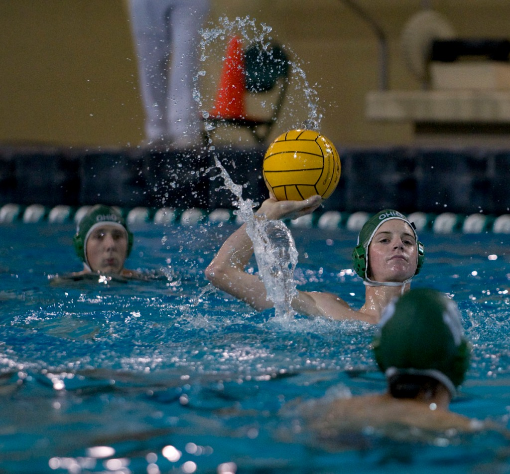 Water Polo stud Timothy Jennings